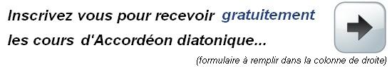 Inscription cours débutant accordéon diatonique gratuit.
