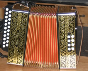 Accordéon diatonique Hohner 2915.